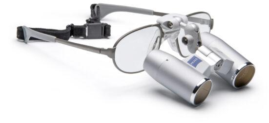 Лупа бінокулярна Zeiss 3.2-5.0 EyeMag Pro F