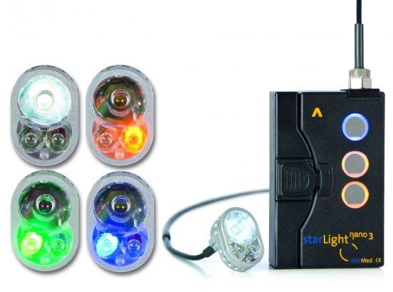 LED світло сфокусоване starLight nano 3
